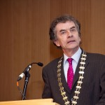 Pictured: Martin Sisk, President, Irish League of Credit Unions