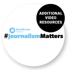 Journalism Matters Video Resources