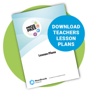 Download the Press Pass Teachers Lesson Plan